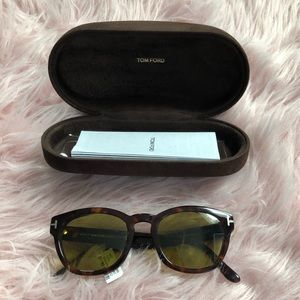 New Tom Ford Bryan sunglasses Unisex